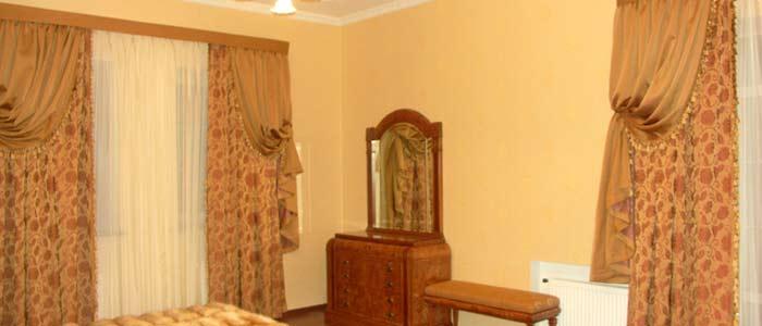 Фотографии штор для спальни