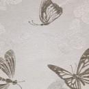Хлопок с принтом бабочки 280 см