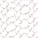 Кружево цветы розовое 295 см
