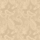 Кружево пейсли персиковое 280 см