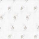 Сетка с вышивкой кремовая 295 см