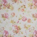 Вуаль с розовыми розами 280 см