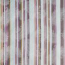 Жаккард пейсли с принтом полосы коричневые 280 см