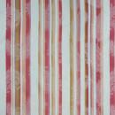 Жаккард пейсли с принтом полосы красные 280 см
