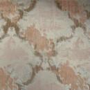 Жаккард с флоком розовый 140 см