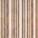 Жаккард вензель с принтом коричневые полосы 280 см