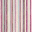 Жаккард вензель с принтом розовые полосы белый 280 см