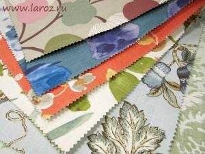 Новая коллекция натуральных декоративных тканей AQUARELLE