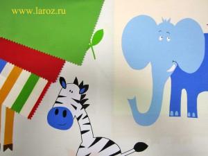 Новая коллекция тканей для оформления детской комнаты 5